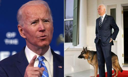 Joe Biden's private home exudes White House luxury - see inside