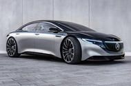 Mercedes EQS: electric luxury limo to spawn AMG version