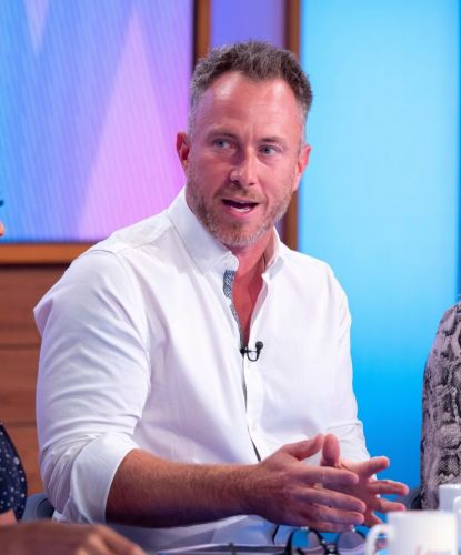 James Jordan 'broken-hearted' as dad suffers second stroke and is rushed to hospital