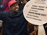 Kanye West 'spent $12.5M of his OWN money' for failed presidential campaign in 2020