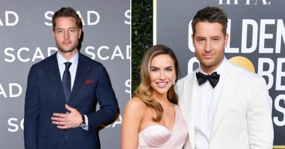 Justin Hartley kisses new woman after Selling Sunset star split from Chrishell Stause