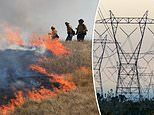 PG&E prepares to cut power to nearly 100,000 homes in California amid risk of more wildfires