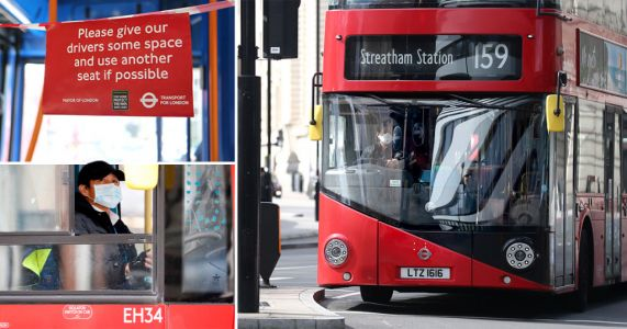 London bus drivers 'could have been saved' by earlier coronavirus lockdown