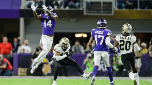Vikings vs Saints live stream: how to watch NFL Wild Card 2020 playoffs football from anywhere