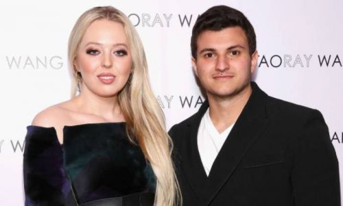 Tiffany Trump announces engagement on President Donald Trump's last full day in office