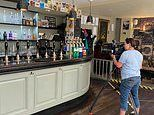 Guernsey becomes the first place in the British Isles to reopen pubs