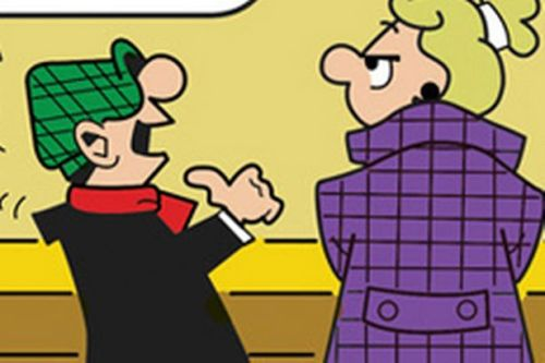 Andy Capp - 29th September 2021