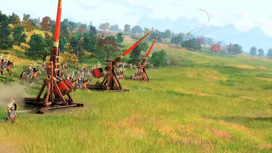 Age of Empires 4 still has four ages, but some civs might break the rules