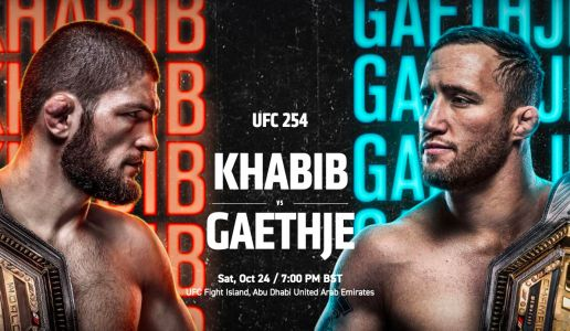 UFC 254 live stream: how to watch Khabib vs Gaethje