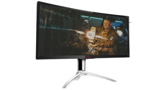 AOC AGON AG352UCG6 review: ticks the specs boxes, but doesn't quite nail it in-game