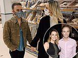 Jack P Shepherd puts on a united display with his girlfriend Hanni Treweek