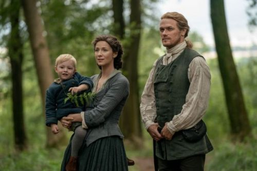 Outlander star Sam Heughan makes announcement about new Clanlands adventure book