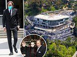 Mohamed Hadid will stand trial today in civil suit over Bel-Air mega mansion