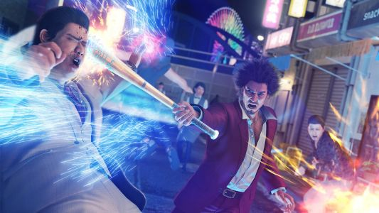Yakuza: Like A Dragon review - gangster squad