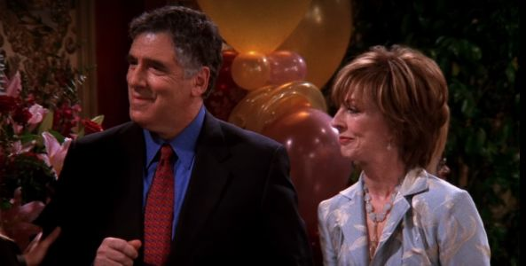 Friends fans spot Ross Geller's dad Jack replaced by completely different actor