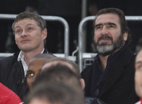 Eric Cantona takes swipe at Ole Gunnar Solskjaer - but predicts Manchester United 'will be back'