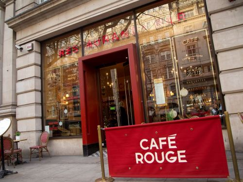 1,900 Staff Lose Jobs as Cafe Rouge and Bella Italia Owner Folds