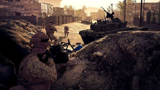 Squad has left Early Access after a five year deployment