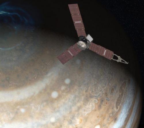 NASA mission extension enables first flybys of Jupiter's moons in 20 years