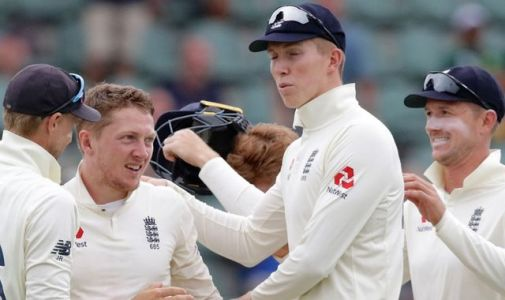 England spinner Dom Bess enjoying 'hell of a ride' after taking first Test five-for