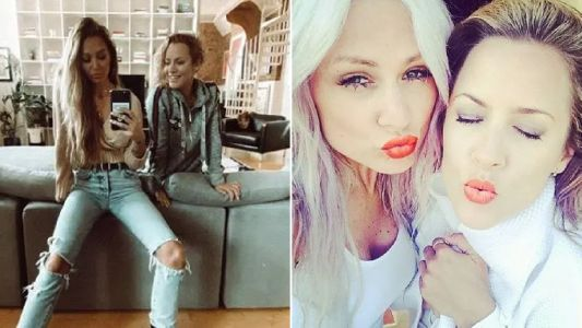 Caroline Flack took own life after friend went to the shops as celeb hairdresser Lou Teasdale asks for help with grief