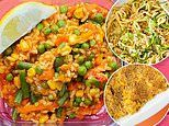 How to cook cheap but delicious dinners: Four budget-friendly dishes for less than $2 per serve