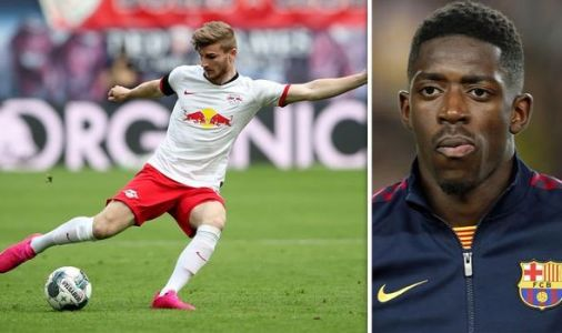 Liverpool identify Ousmane Dembele transfer option as Timo Werner deal stalls