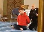Homeless man, 29, accused of stabbing prayer leader had been attending mosque 'for years'