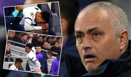 Tottenham boss Jose Mourinho opens up on Dele Alli's furious reaction to substitution