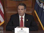 Gov. Cuomo warns New York will run out of ventilators in just SIX DAYS