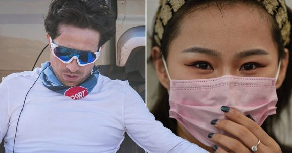 Nick Grimshaw pulls out of Sport Relief challenge from heat exhaustion days after Coronavirus fears axe Mongolia trip