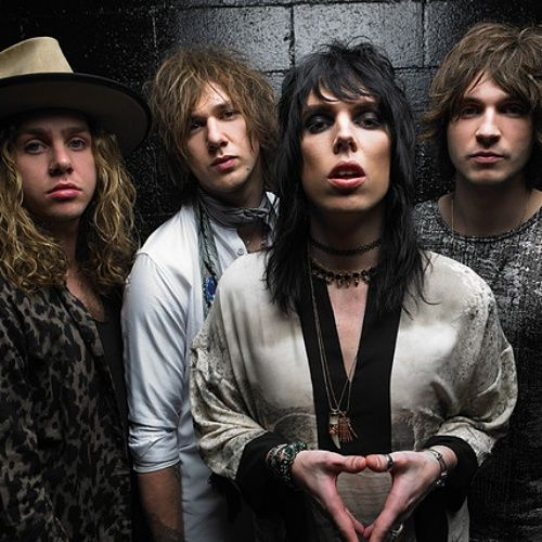 Robbie Williams a rock to The Struts frontman throughout battle to get clean