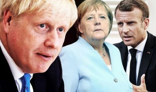 Boris to confront Macron and Merkel in fierce Brexit standoff as he delivers ultimatum