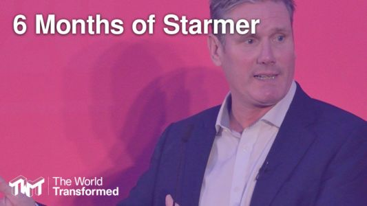Six Months of Starmer