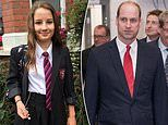 Prince William writes to family of Molly Russell, who killed herself after viewing self-harm images