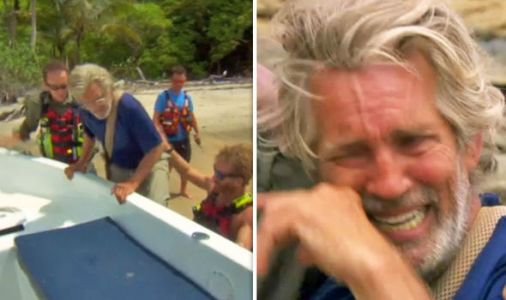 Celebrity Island with Bear Grylls: Eric Roberts PULLED OFF Channel 4 show
