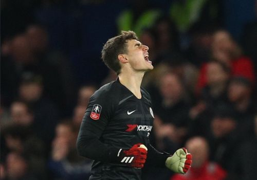 Former Chelsea Goalkeeper believes Kepa Arrizabalaga can be as good as Petr Cech