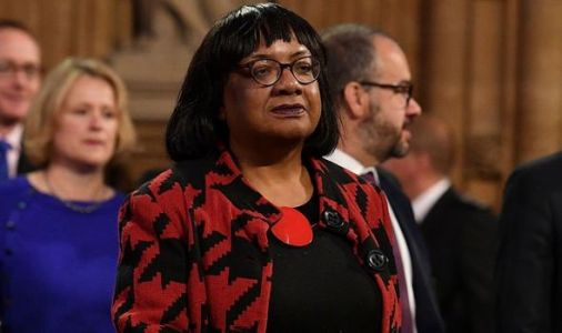Labour's Diane Abbott breaks down live on-air in 'tragic' Michael Portillo interview