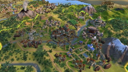 Civ 6 New Frontier Pass review - the good, the bad, and the tile yields