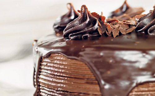 Chocolate cake recipe with no butter or eggs