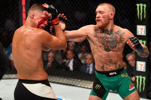 Nate Diaz backed to fight Jake Paul before finishing Conor McGregor trilogy
