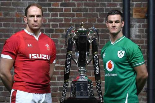 Ireland v Wales: How to watch Six Nations on TV and live stream