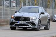 Mercedes-AMG GLE 63 Coupe drops disguise ahead of Geneva