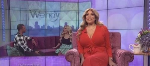 Wendy Williams Claims She Didn't Actually Fart Live On Air - But Not Everyone Is Buying It