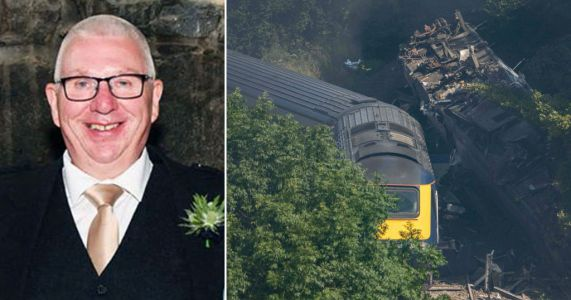 Train conductor killed in Stonehaven rail tragedy named as Donald Dinnie