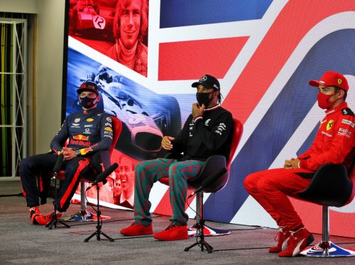 Can anyone stop Hamilton winning the title? 'No'