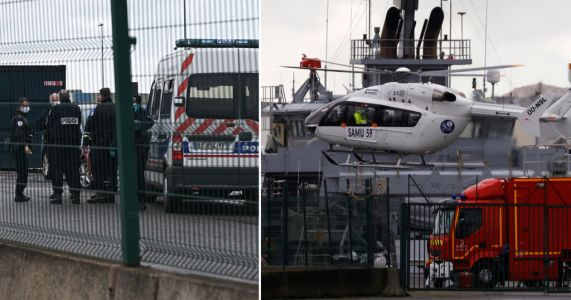 Child feared dead after migrant boat capsizes on way to UK