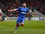 Gerrard hails Kent for silencing critics as winger earns Rangers place in the Europa League last-16