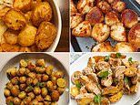 How to make the crispiest roast potatoes EVER