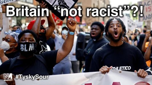 Britain Not Racist Says Government Report